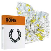 Palomar - Crumpled City Map Rome