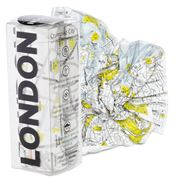 Palomar - Crumpled City London Map