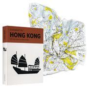 Palomar - Crumpled City Map Hong Kong