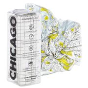 Palomar - Crumpled City Map Chicago