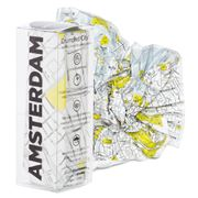 Palomar - Crumpled City Map Amsterdam