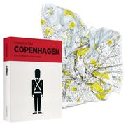 Palomar - Crumpled City Map Copenhagen