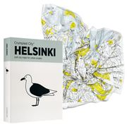 Palomar - Crumpled City Map Helsinki