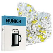 Palomar - Crumpled City Map Munich