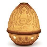 Lladro - Buddha Lithophane