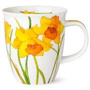 Dunoon - Nevis Flora Daffodil Mug