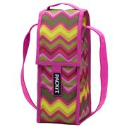 Packit - Wine Cooler Bag Emma Pink