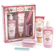 Royal Albert - Lady Carlyle Rose Hand Care Gift Set 4pce