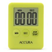 Accura - 99 Minute Lime Digital Timer