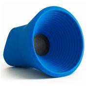 Kakkoii - WOW Bluetooth Speaker Blue