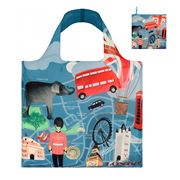 LOQI - Urban London Reusable Bag
