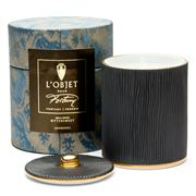 L'objet - Fortuny Pleats Scented Candle Maori Blue