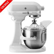 KitchenAid - KPM5 Stand Mixer White