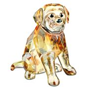 Swarovski - Golden Retriever Sitting Puppy