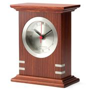 Royal Selangor - Wooden Table Clock