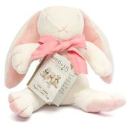 Maud N Lil - White Ears The Bunny White/Pink