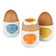 Rob Ryan - Egg Cup Set 3pce