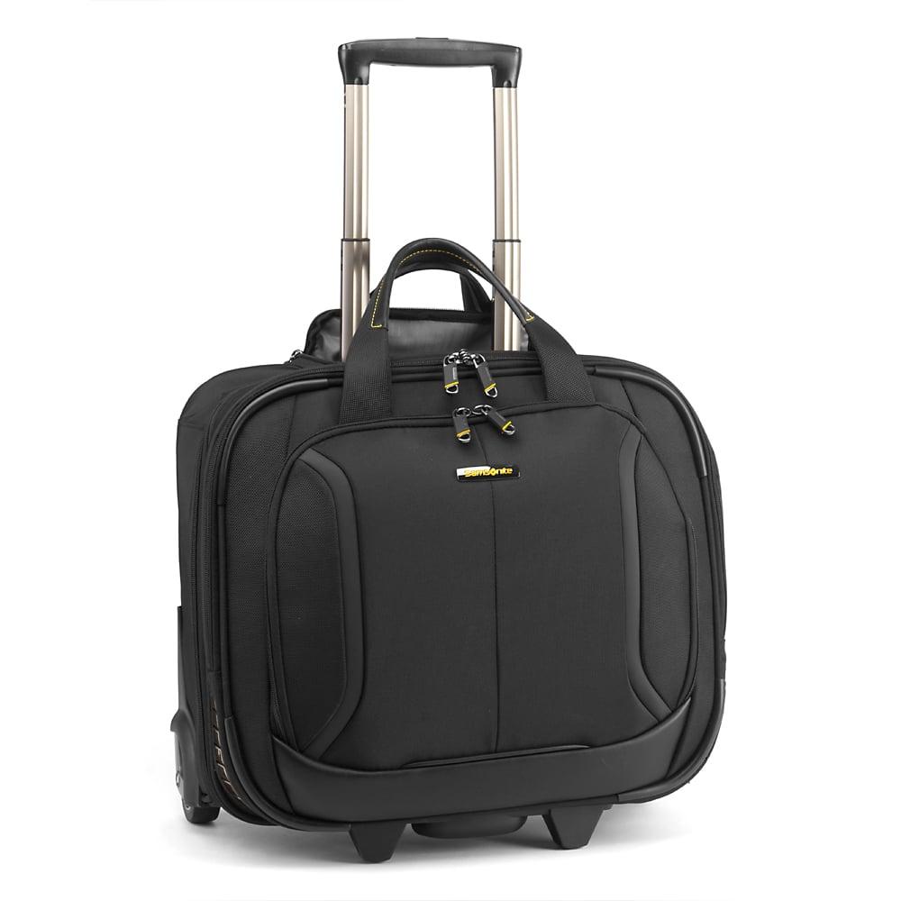 351d6d40b8 Samsonite - Business Viz Air Plus Laptop Rolling Tote