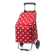 D Line -  Polo Insulated Shopping Trolley Cherry Dots