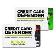 Korjo - Credit Card Defender Set 2pce