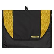 American Tourister - Smart Shirt Pack Black And Yellow