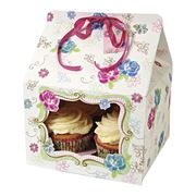 Meri-Meri - Love In The Afternoon Cupcake Boxes