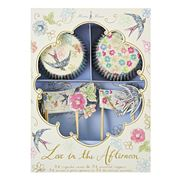 Meri-Meri - Love In The Afternoon Cupcake Kit