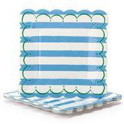 Meri-Meri - Toot Sweet Plate Blue Small