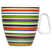 iittala - Origo Orange Stripe Mug 400ml