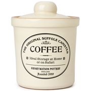 Henry Watson - Buttermilk Suffolk Coffee Storage Jar