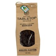 Tabletop Grapes - Muscatel Grape Clusters 250g