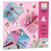 Djeco - Origami Fortune Teller Kit