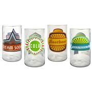 Artland - Upcycled Highball Glass Set 4pce