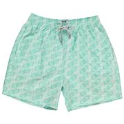 Love Brand - Men's Fish Frenzy Swimming Shorts Large