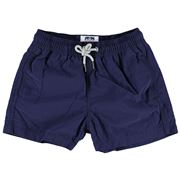 Love Brand - Boys' Navy Blue Swimming Shorts 1-3 Years