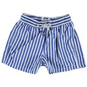 Love Brand - Boys' Royal Candy Stripe Swim Shorts 1-3 Years