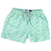 Love Brand - Boys' Fish Frenzy Swimming Shorts 1-3 Years