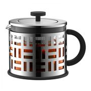 Bodum - Eileen French Tea Press Chrome 1.5L