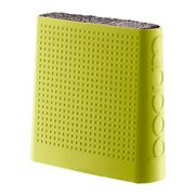 Bodum - Bistro Lime Green Knife Block