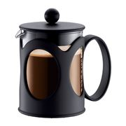 Bodum - Kenya Coffee Maker 500ml Black