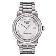 Tissot - Luxury Powermatic 80 Stainless Steel Watch