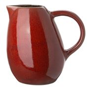 Jars - Tourron Cherry Pitcher