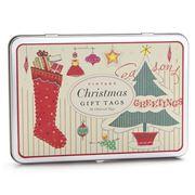 Cavallini - Vintage Christmas Gift Tags