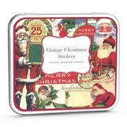 Cavallini - Vintage Christmas Stickers