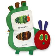 Zoobies - The Very Hungry Caterpillar Book Buddy