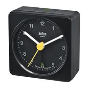 Braun - Alarm Clock Small Black