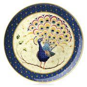 Ashdene - Peacock Fantasy Cake Plate