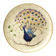 Ashdene - Peacock Fantasy Cocktail Plate