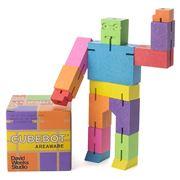 Cubebot - Medium Cubebot Multicoloured