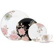 Lenox - Marchesa Painted Camellia Place Setting 5pce
